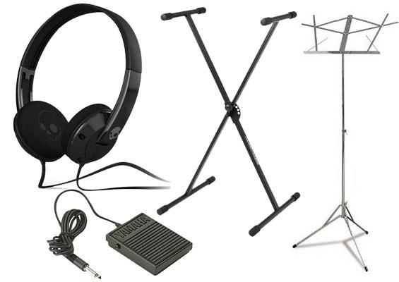 Musical Keyboard Accessory Pack