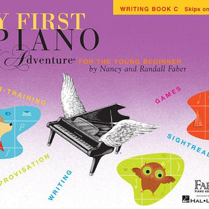 My First Piano Adventure | Writing Book C