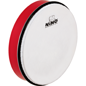 Nino Percussion ABS Hand Drum | Red