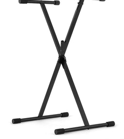 Nomad Stands NKS-K119 Single X-Style Keyboard Stand W/ Lever Action