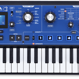 Novation MiniNova Portable Keyboard Synthesizer