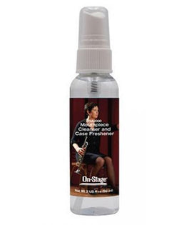 On-Stage Mouthpiece Cleanser & Case Freshener | 2oz