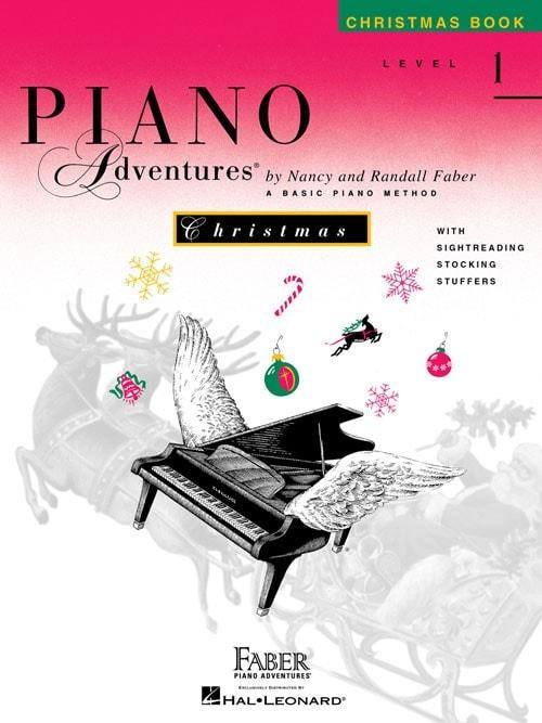 Piano Adventures Christmas Book | Level 1