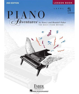 Piano Adventures! Lesson Book | Level 2A