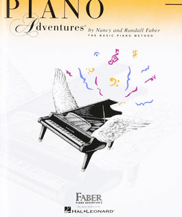 Piano Adventures Lesson Book | Level 2B
