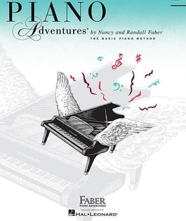 Piano Adventures Lesson Book | Level 3A
