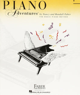 Piano Adventures - Lesson Book - Level 4