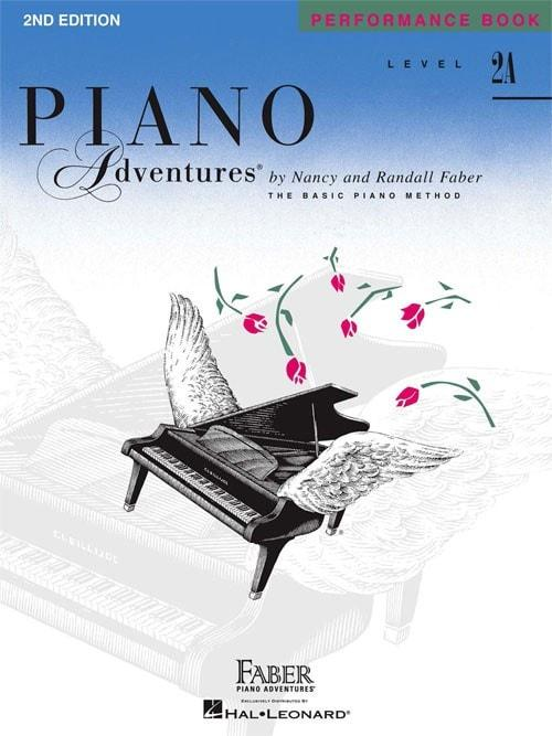 Piano Adventures! Performance Level 2A