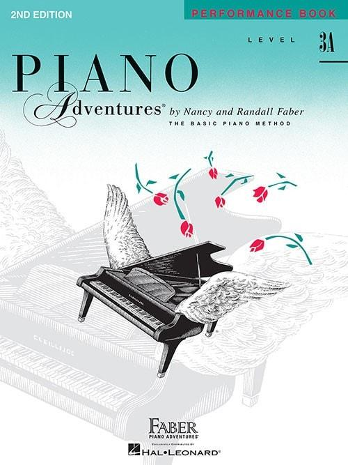 Piano Adventures Performance | Level 3A