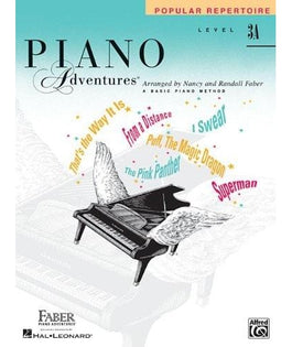 Piano Adventures! Popular Repertoire - Level 3A
