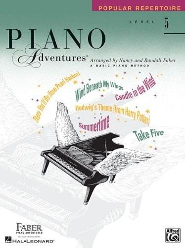 Piano Adventures Popular Repertoire | Level 5