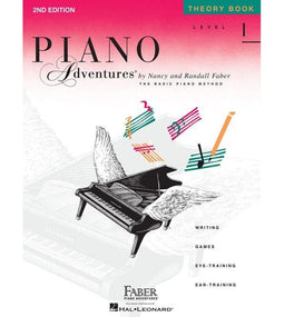 Piano Adventures! Theory Book Level 1