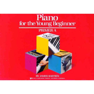 Piano For Young Beginner - Primer A