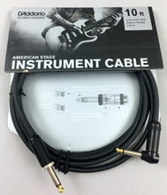 Planet Waves American Stage Instrument Cable | Right Angle