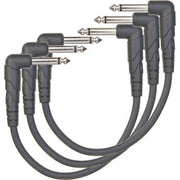 Planet Waves Classic Series Patch Cable | 3-pack, 6 inches | PW-CGTP-305