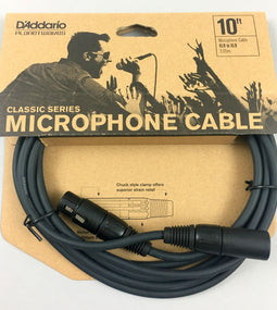 Planet Waves Classic Series XLR Microphonne Cable