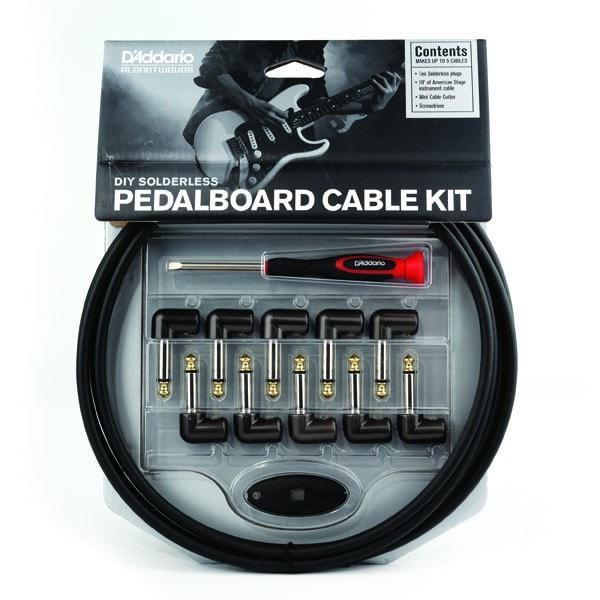 Planet Waves DIY Solderless Pedalboard Cable Kit