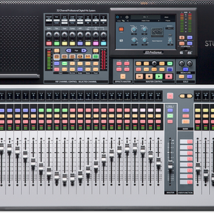 Presonus StudioLive Series III 32S | 32-Channel Digital Mixer