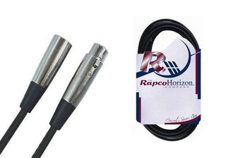 Rapco 20' Microphone Cable | XLR Connectors