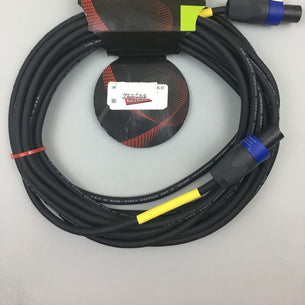 Rapco 30' 16 Gauge Speaker Cable | Speakon Connectors