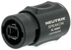 Rapco NL4MMX Neutrick 4 Pin Male to Male Speakon Pro Audio Adapter