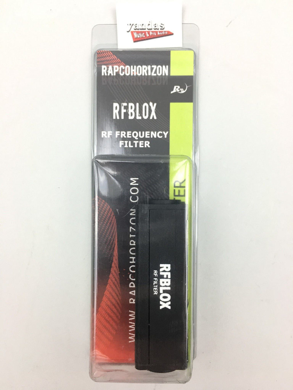 Rapco RFBLOX RF Eliminator with Built In Filter Network for Unwanted RF