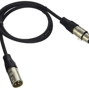 Rapco Stage Series 3' Microphone Cable | N1M1-3