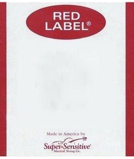 Red Label 3/4 Size Replacement Violin Strings