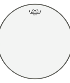 "Remo 15"" Emperor Clear Drumhead 