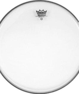 Remo Ambassador Clear Drumheads