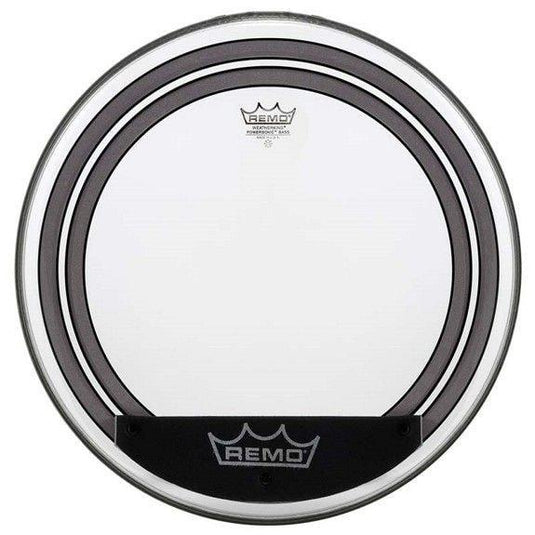 Remo Powersonic Clear Series Bass Drumheads