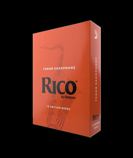 Rico by D'Addario Tenor Sax Reeds 10-pack | Strength 4.0