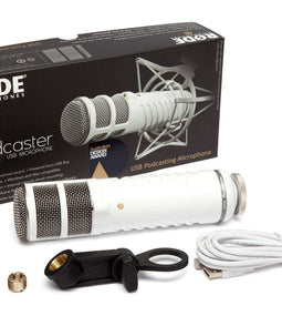 Rode Podcaster Broadcast Cardioid End-Address USB Microhpone
