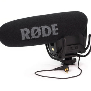 Rode VideoMicPro Camera-Mount Shotgun Microphone