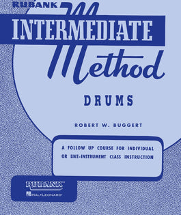 Rubank Intermediate Method Drums