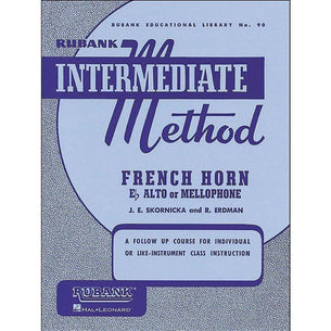 Rubank Intermediate Method - French Horn