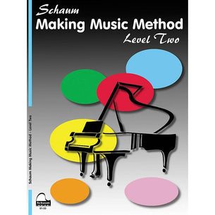 Schaum Making Music Method, Level 2