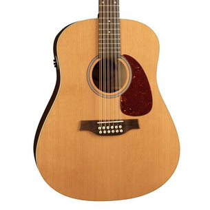Seagull Coastline 12 QIT Acoustic-Electric Guitar