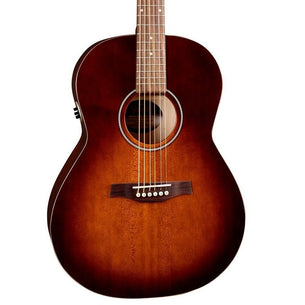 Seagull Entourage Folk Burnt Umber QIT Acoustic Guitar