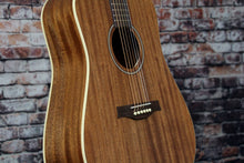 Seagull S6 Mahogany Deluxe Acoustic-Electric Guitar