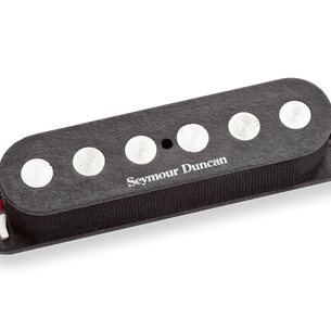 Seymour Duncan SSL-4T Quarter Pound Strat Pickup, Tapped - Black