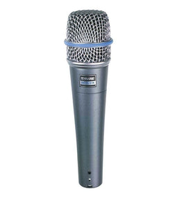 Shure BETA 57A Handheld Super-Cardioid Dynamic Vocal Microphone