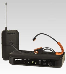 Shure BLX14/SM31 Headworn Wireless Microphone System H10