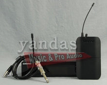 Shure BLX14R Wireless Guitar System | Includes WA302 Guitar Cable