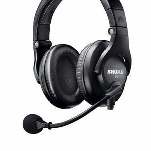 Shure BRH440M-LC Dual Sided Broadcast Headset Microphone