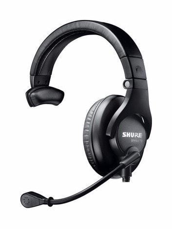 Shure BRH441M-LC Broadcast Headset Microphone