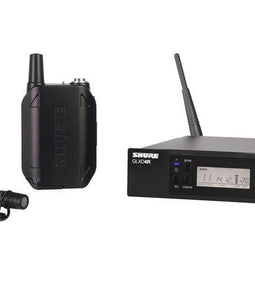 Shure GLXD14R/85 Lapel Digital Wireless