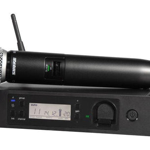 Shure GLXD24R/B58 Handheld Digital Wireless System