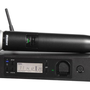 Shure GLXD24R/SM58 Digital Wireless Handheld System