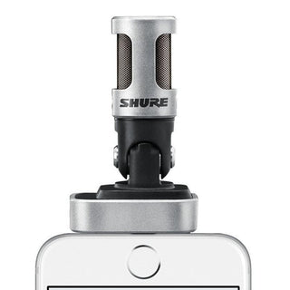 Shure MV88 Motiv Series Digital Microphone